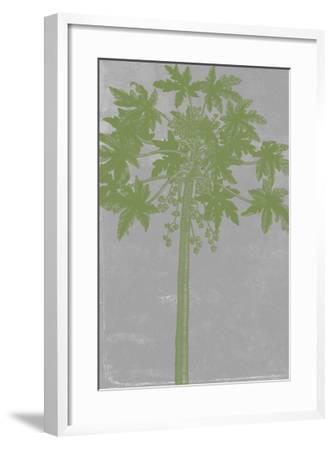 Chromatic Palms IX-Jennifer Goldberger-Framed Giclee Print