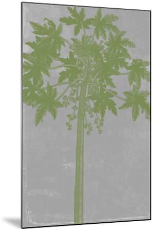 Chromatic Palms IX-Jennifer Goldberger-Mounted Giclee Print