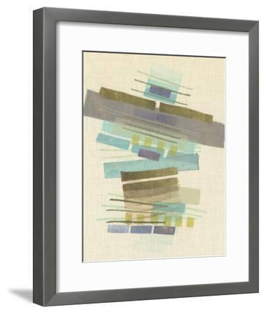 Balancing II-Nikki Galapon-Framed Giclee Print