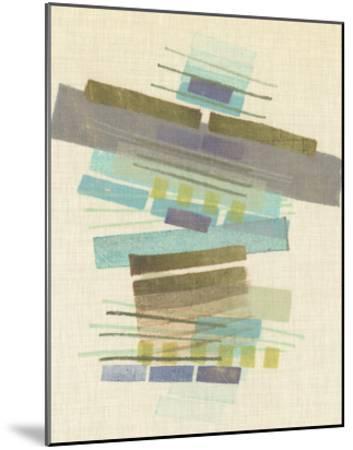 Balancing II-Nikki Galapon-Mounted Giclee Print