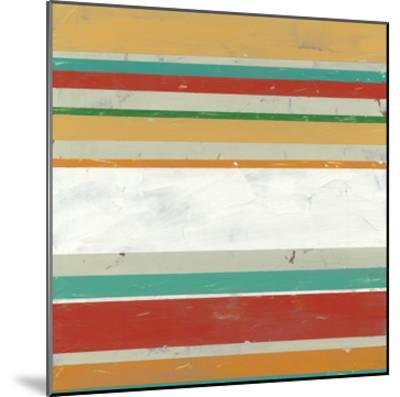 Serape II-June Vess-Mounted Giclee Print