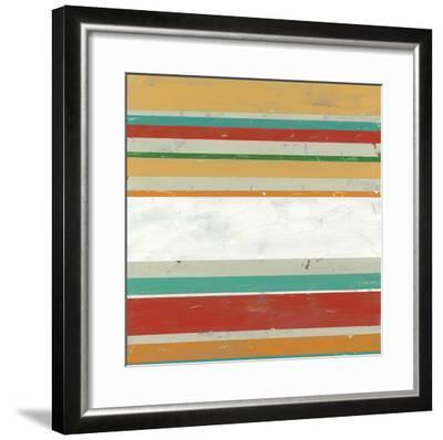 Serape II-June Vess-Framed Giclee Print