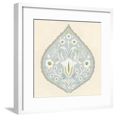 Floralia II-June Vess-Framed Giclee Print