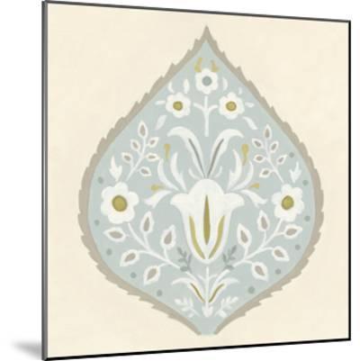 Floralia II-June Vess-Mounted Giclee Print