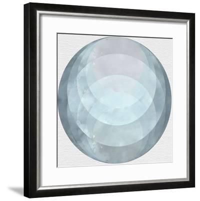Day Circles-Naomi McCavitt-Framed Art Print