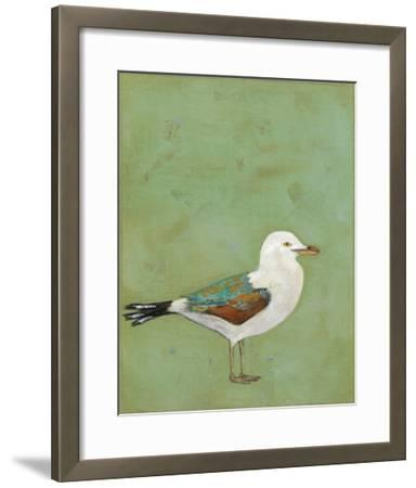 Vibrant Shorebird II-Mehmet Altug-Framed Art Print