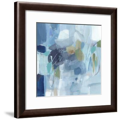 Waiting in Line-Christina Long-Framed Limited Edition