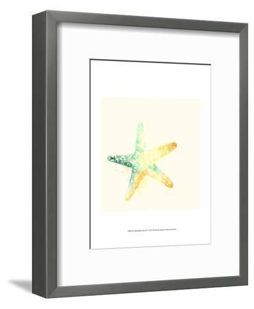 Tidal Impressions IV-June Vess-Framed Art Print