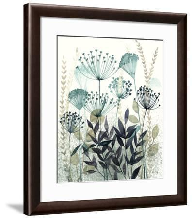Allayed Floral II-Grace Popp-Framed Giclee Print