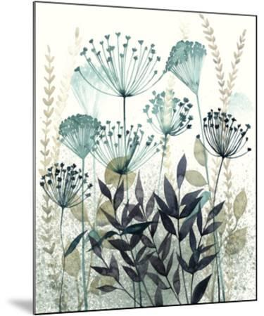 Allayed Floral II-Grace Popp-Mounted Giclee Print