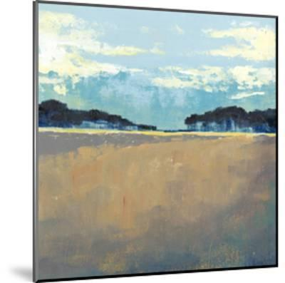 Aureate Seascape I-Grace Popp-Mounted Art Print