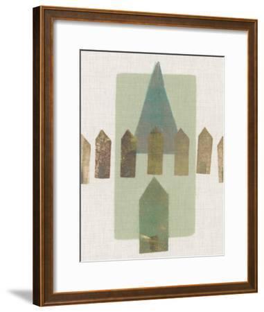 Abode III-Nikki Galapon-Framed Giclee Print