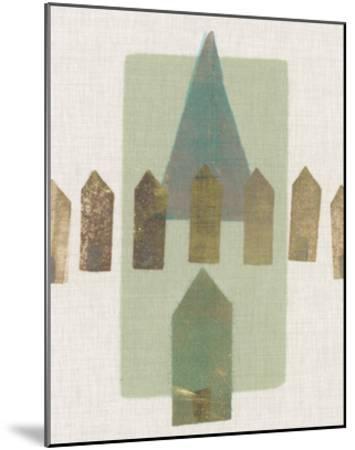 Abode III-Nikki Galapon-Mounted Giclee Print