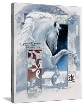 Free Spirit-Joadoor-Stretched Canvas Print