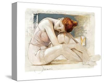 Lost in Dreams I-Joani-Stretched Canvas Print