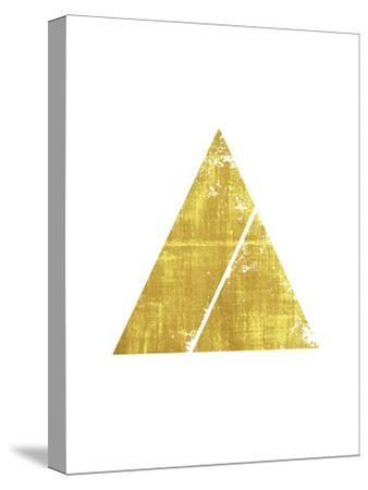 Triangle 1-Ikonolexi-Stretched Canvas Print