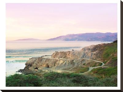 Sutro Baths-Mina Teslaru-Stretched Canvas Print