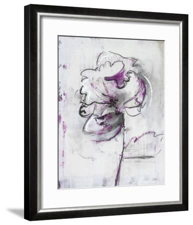 Jesters IV-Leila-Framed Giclee Print