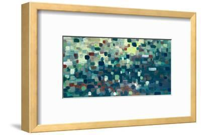 Lake House Villa-Margaret Juul-Framed Art Print