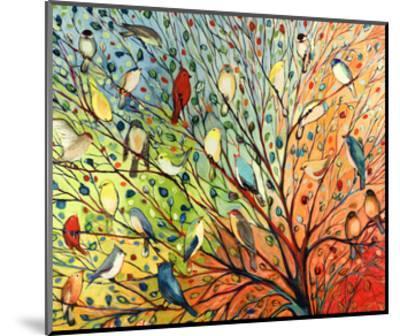 27 Birds-Jennifer Lommers-Mounted Art Print