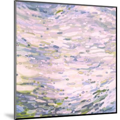 Rose Quartz Reflections-Margaret Juul-Mounted Art Print