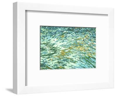 Sailing at Sunrise-Margaret Juul-Framed Art Print