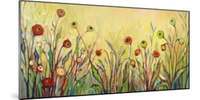 Summer Poppies-Jennifer Lommers-Mounted Giclee Print