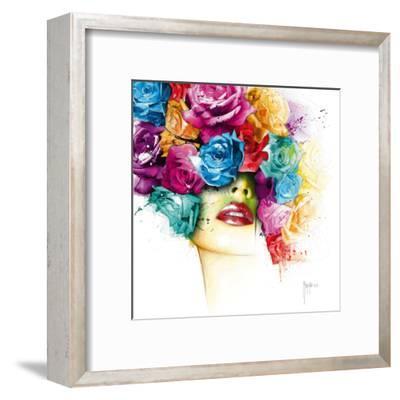La Vie en Rose-Patrice Murciano-Framed Giclee Print