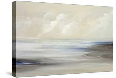 Shades Apart-Cat Tesla-Stretched Canvas Print