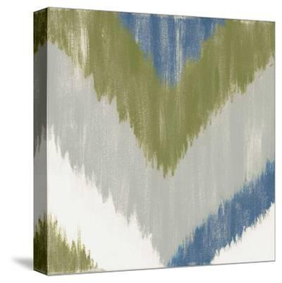 Zigs n Zags IV-Rita Vindedzis-Stretched Canvas Print