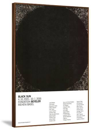 Cheever-Richard Serra-Framed Art Print