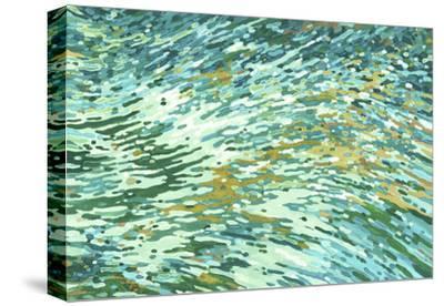 Sailing at Sunrise-Margaret Juul-Stretched Canvas Print