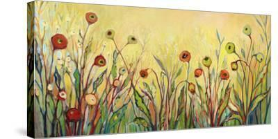 Summer Poppies-Jennifer Lommers-Stretched Canvas Print