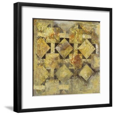 Geo Mosaic - Detail I-Douglas-Framed Giclee Print