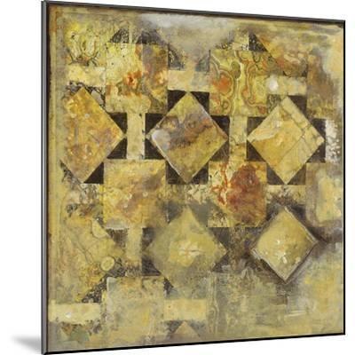 Geo Mosaic - Detail I-Douglas-Mounted Giclee Print