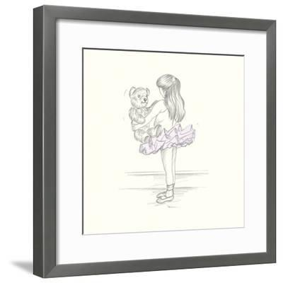 Take Your Partners II-Steve O'Connell-Framed Giclee Print