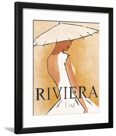 Riviera-Juliette McGill-Framed Giclee Print