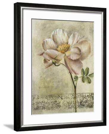 Floral Blush IV-Carney-Framed Giclee Print