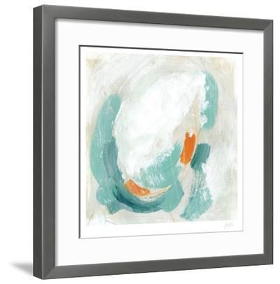 Tidal Current I-June Vess-Framed Limited Edition