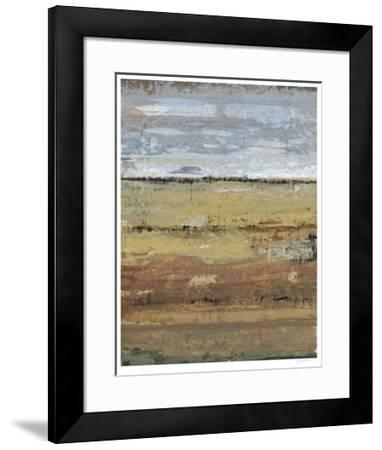 Field Layers I-Tim OToole-Framed Limited Edition