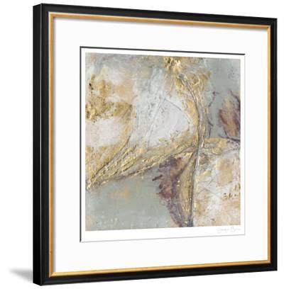 Gilded Circuit I-Jennifer Goldberger-Framed Limited Edition