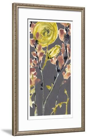 Anemone & Coral II-Jennifer Goldberger-Framed Limited Edition