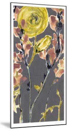 Anemone & Coral II-Jennifer Goldberger-Mounted Limited Edition