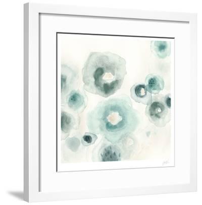 Aquatic Garden I-June Vess-Framed Limited Edition