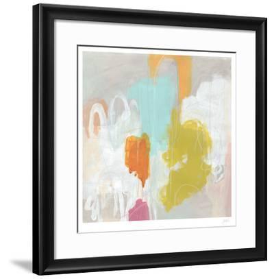 Samba I-June Vess-Framed Limited Edition