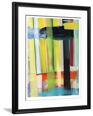 Intersecting Colors I-Jodi Fuchs-Framed Limited Edition