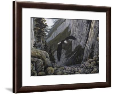 Soaring High I-B^ Lynnsy-Framed Art Print