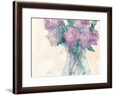 Something Floral II-Samuel Dixon-Framed Art Print