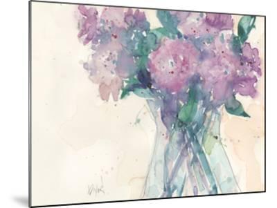 Something Floral II-Samuel Dixon-Mounted Art Print