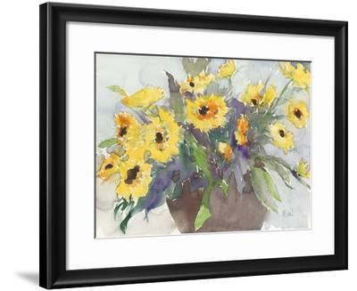 Something Floral V-Samuel Dixon-Framed Art Print